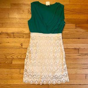 Double Zero Jade Dress